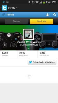 Geeks With Wives screenshot 5