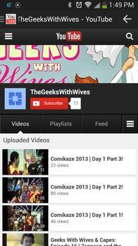 Geeks With Wives screenshot 6