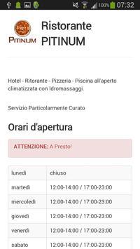 Ristorante Pitinum apk screenshot