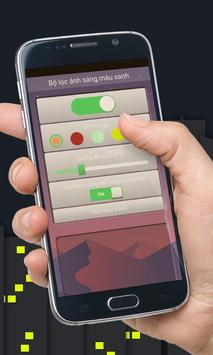 Blue Light Filter Night Mode screenshot 1