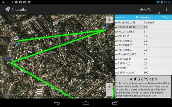 Andropilot screenshot 6