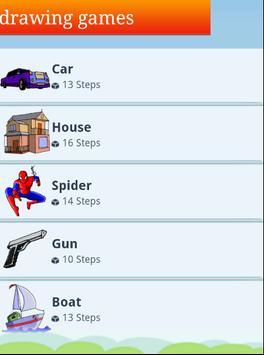 drawing games free for kids apk screenshot