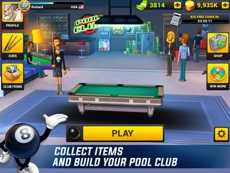 Pool Live Tour 2 apk screenshot