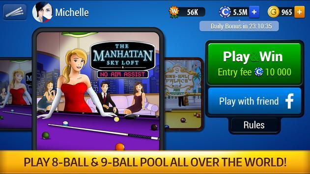 Pool Live Tour apk screenshot