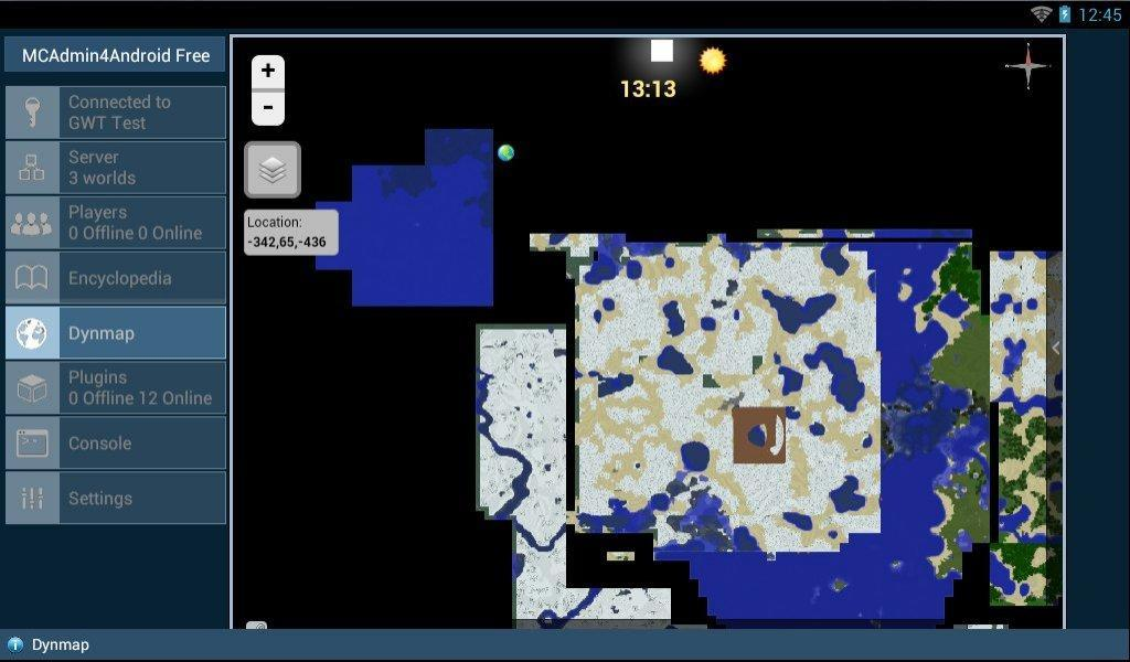 Remote Admin For Minecraft (F) for Android - APK Download