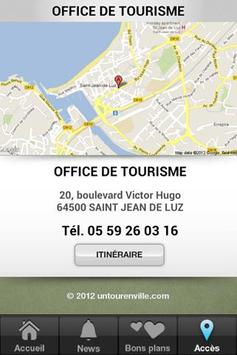 Office tourisme St Jean de Luz apk screenshot