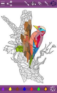 Colorish Mandala Coloring Book Poster Apk
