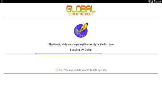 Global Entertainment V2 screenshot 4