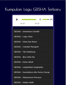 ALBUM TERBARU GEISHA 2017 apk screenshot