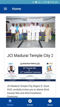 JCI Madurai Temple City screenshot 1