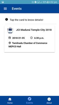 JCI Madurai Temple City screenshot 2