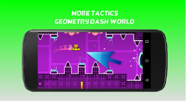 Your Geometry Dash Word Tips poster