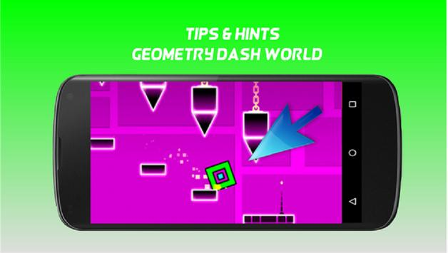 Your Geometry Dash Word Tips apk screenshot