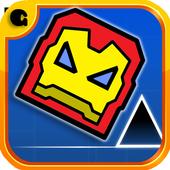 Geometry Iron Jump Rush icon