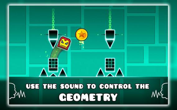 Geometry Iron Jump Rush apk screenshot
