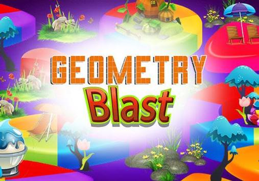Geometry Blast: Square Only poster