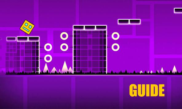 Tips For Geometry Dash World poster