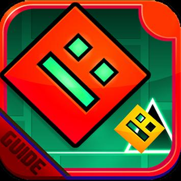 New Geometry Dash Lite Guide poster