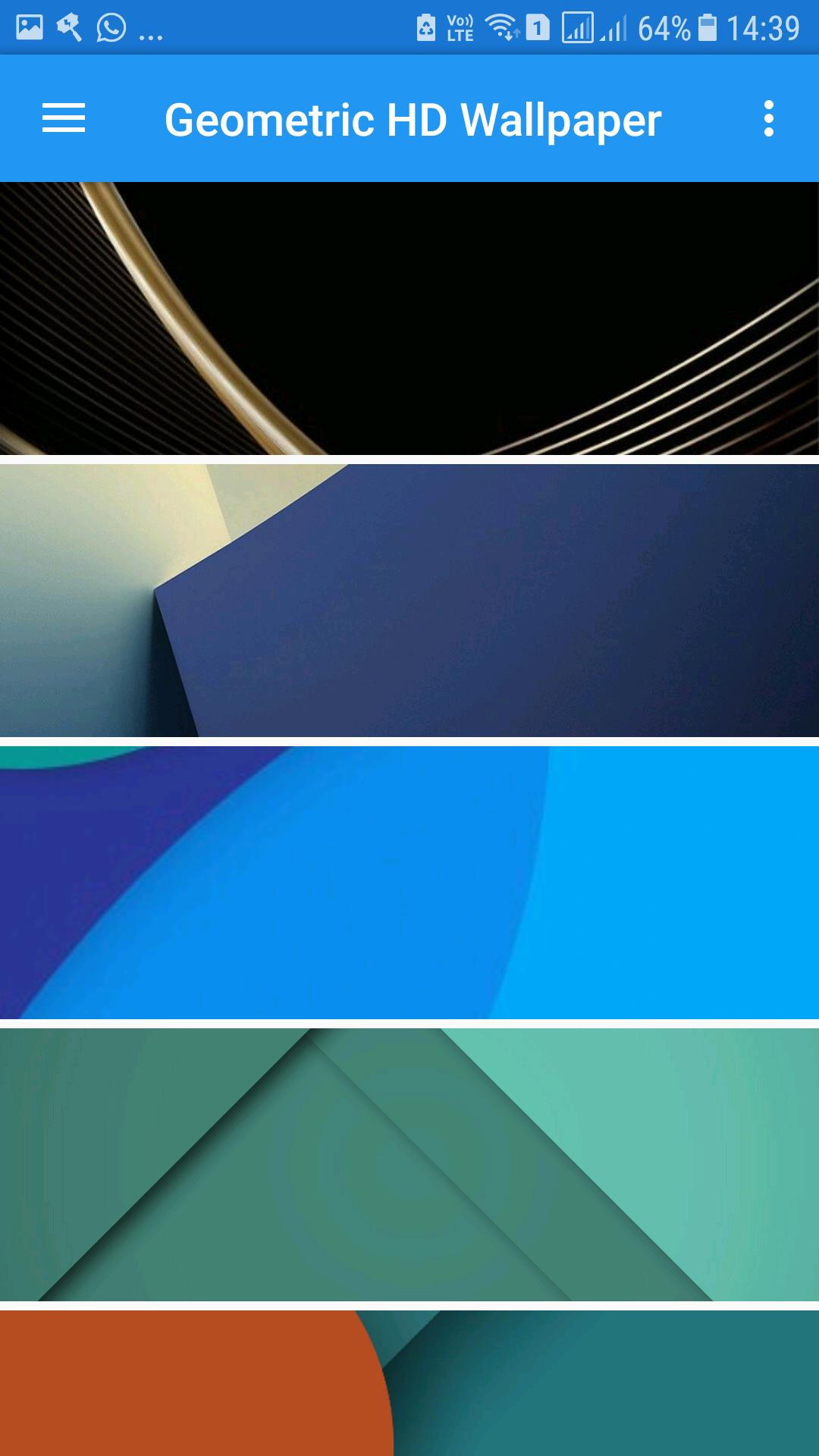 Geometric Wallpapers Hd For Android Apk Download
