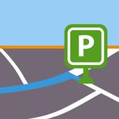 GEOmii Parking icon