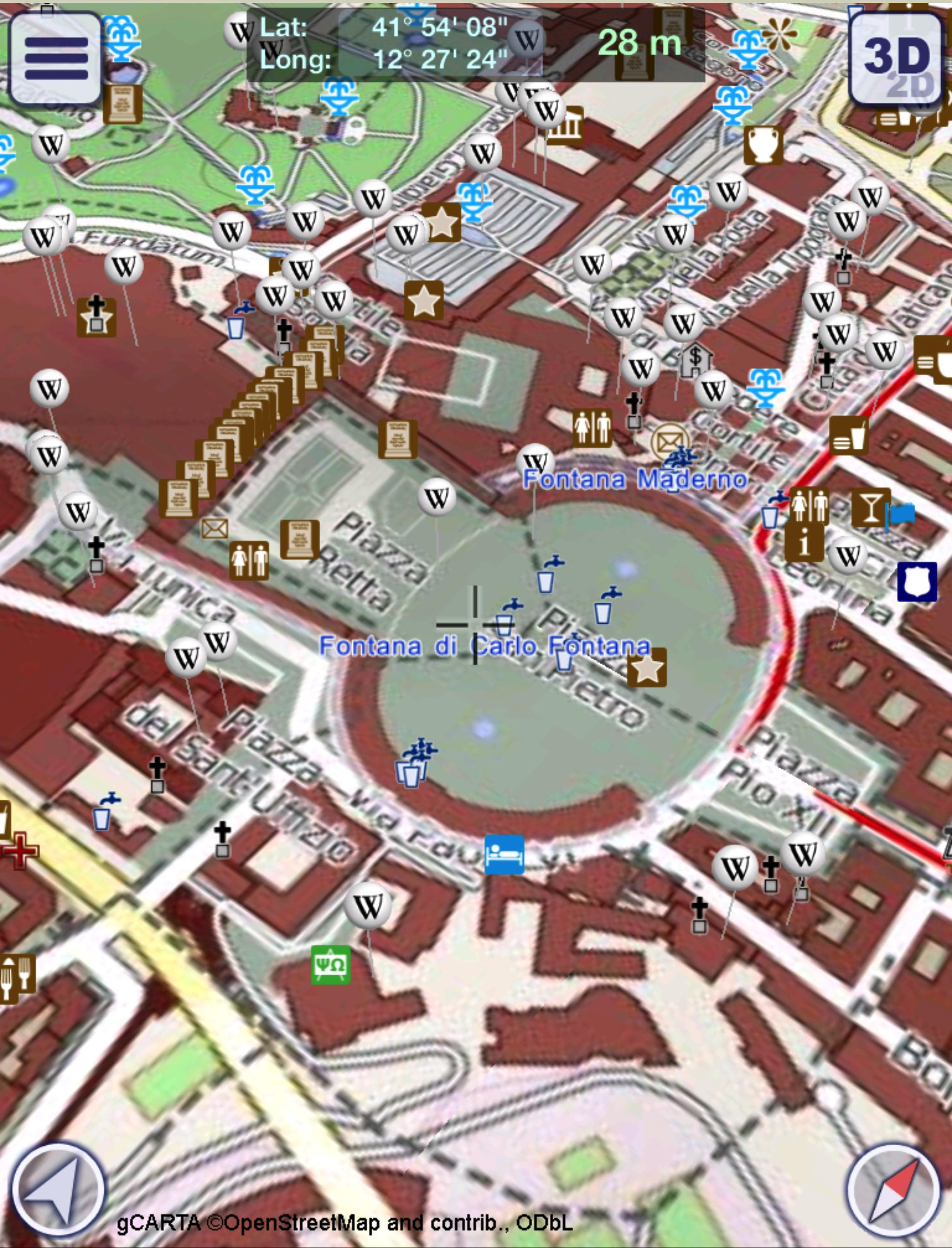 GeoFlyer Europe 3D - Offline Maps GPS Routing for Android - APK Download