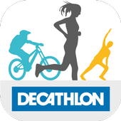 ikon Decathlon Coach - Running, Walking, Pilates, GPS