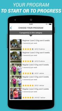 Decathlon Coach - Running, Walking, Pilates, GPS apk screenshot