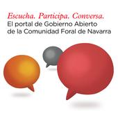 Gob. Navarra-Escucha activa icon