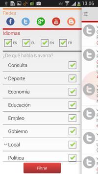 Gob. Navarra-Escucha activa apk screenshot