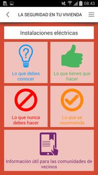 Tu Seguridad apk screenshot