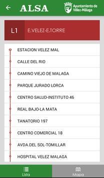 Autobuses Vélez-Málaga screenshot 3