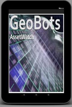 GeoBots AssetWatch V3 poster