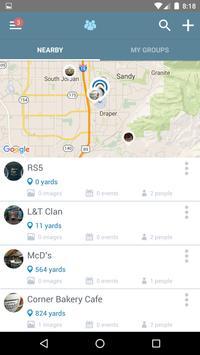 GeoConnect apk screenshot