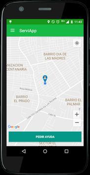Serviapp -La app para taxistas poster