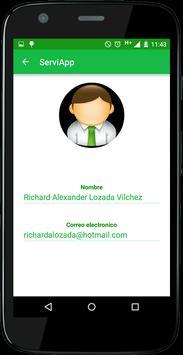 Serviapp -La app para taxistas screenshot 1