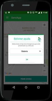 Serviapp -La app para taxistas screenshot 3
