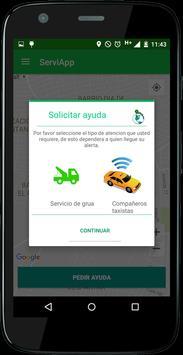 Serviapp -La app para taxistas screenshot 4