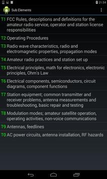 HAM Element 2 Technician 2.0 apk screenshot