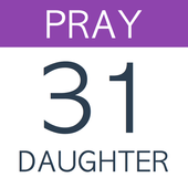 Pray For Your Daughter: 31 Day icon