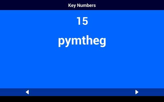 Welsh Number Whizz screenshot 9