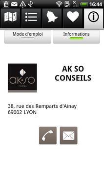 AKSO Conseils Immobilier screenshot 1