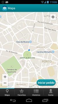 MEO Táxi poster