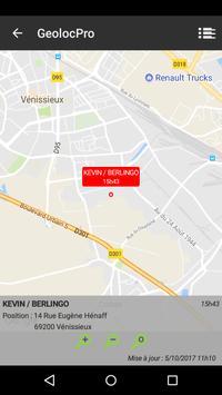 GeolocPro apk screenshot