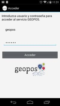 GEOPOS Lite poster