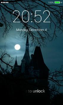 Night Lock Screen screenshot 6