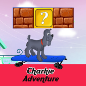 Curious Charkie Skater Games icon