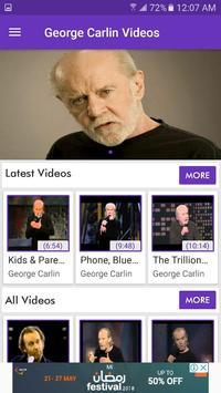 George Carlin Videos poster
