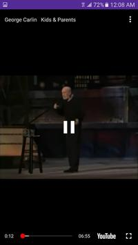 George Carlin Videos screenshot 4