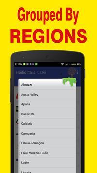 Radio Italia FM apk screenshot