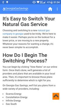 Gas Companies In Ga >> Georgia Gas Savings Shop For Georgia Natural Gas For